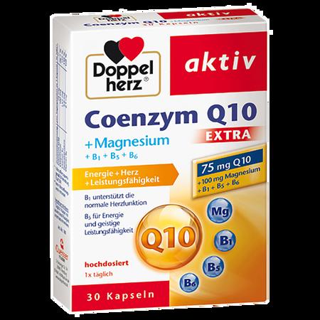 DOPPELHERZ Coenzym Q10 extra