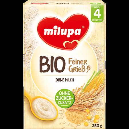 Milupa Bio Feiner Grieß
