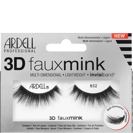 ARDELL Faux Mink 3D Lashes 852