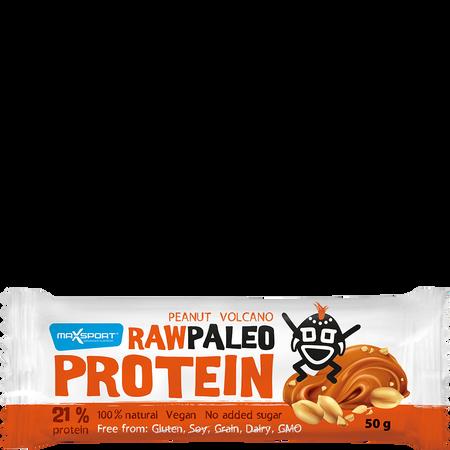 Max Sport Raw Paleo Protein peanut vulcano