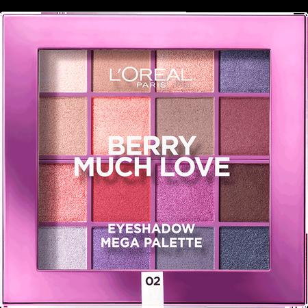 L'ORÉAL PARIS Berry Much Love Palette