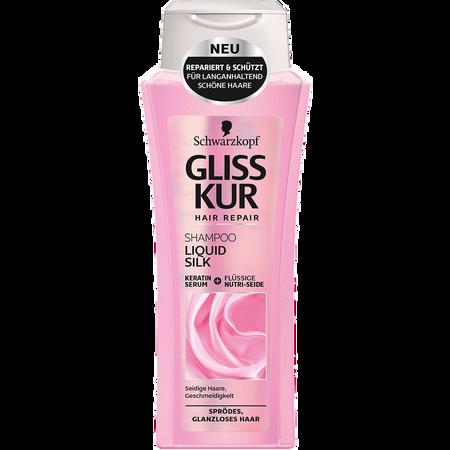 Schwarzkopf GLISS KUR Hair Repair Liquid Silk Shampoo