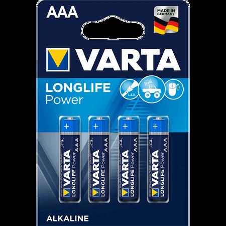 Varta Alkali Micro AAA