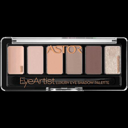 ASTOR Eye Artist Luxury Eyeshadow Palette