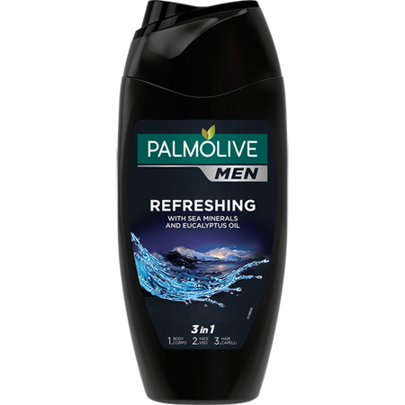 Palmolive Men Refreshing 3in1 Duschgel