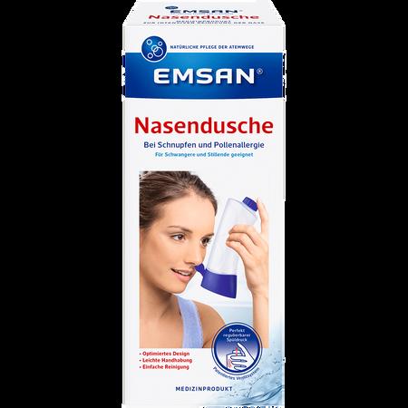 Emsan Nasendusche