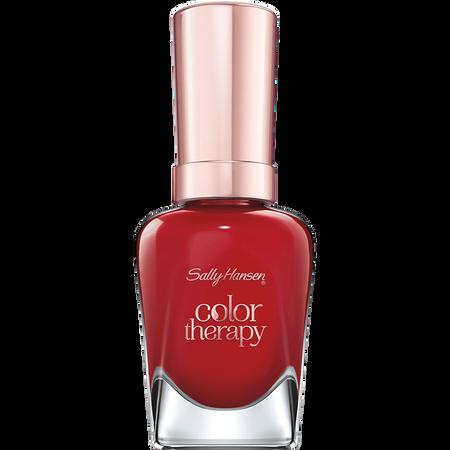 Bild: Sally Hansen Color Therapy Nagellack red-y to glow Sally Hansen Color Therapy Nagellack