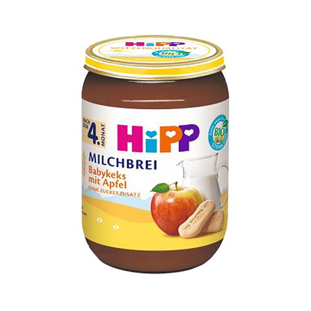 HiPP Babykeks mit Apfel