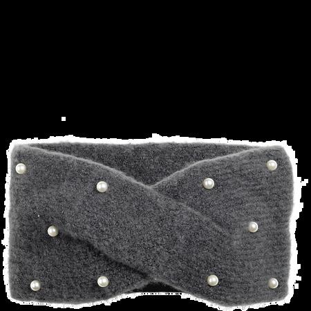 LOOK BY BIPA Stirnband Perlen Grau
