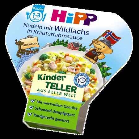 HiPP Nudeln mit Wildlachs