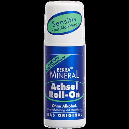 BEKRA Mineral Deo Roll-On Sensitiv