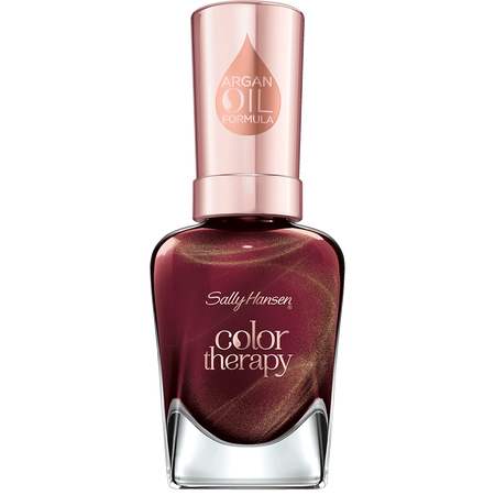 Bild: Sally Hansen Color Therapy Nagellack wine therapy Sally Hansen Color Therapy Nagellack