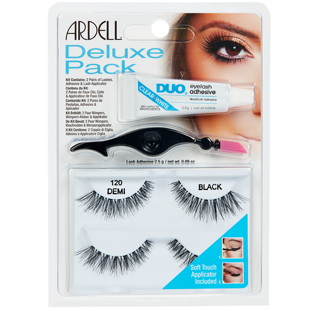 ARDELL Wimpern Deluxe Pack Demi 120