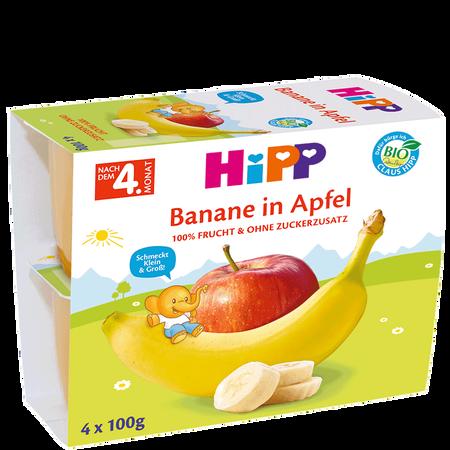 HiPP Banane in Apfel
