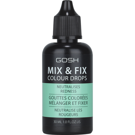GOSH Mix & Fix Colour Drops Neutralises Redness