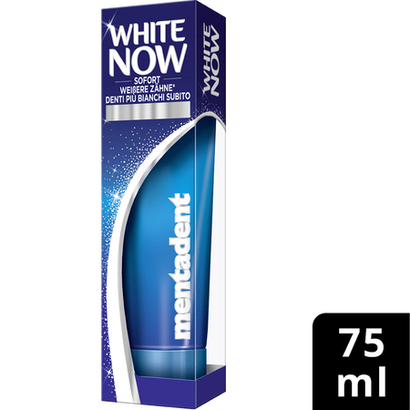 mentadent White Now Zahncreme