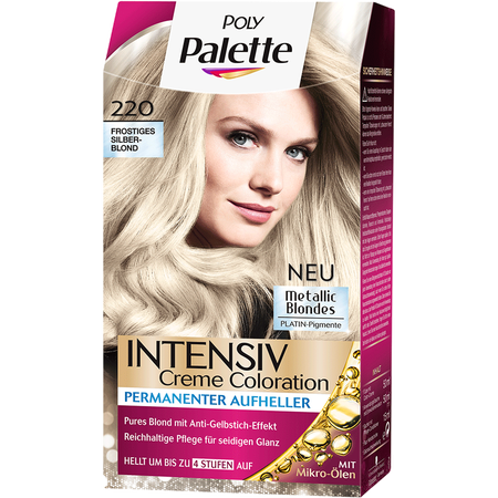 POLY Palette Intensiv-Creme-Coloration