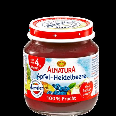 ALNATURA Apfel-Heidelbeere