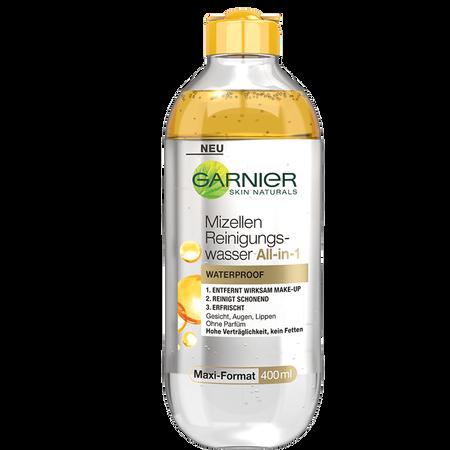 GARNIER SKIN ACTIVE Mizellen Reinigungswasser All-in-1 waterproof