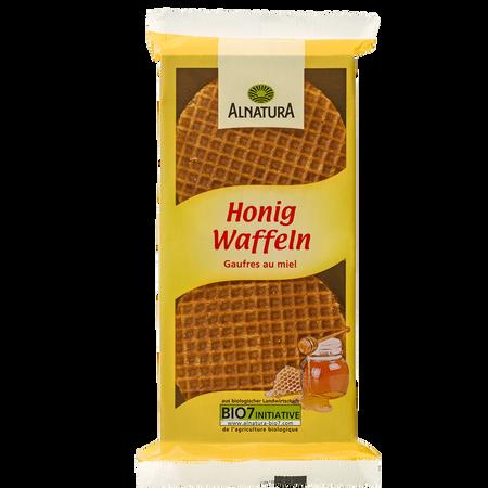 ALNATURA Honig Waffeln