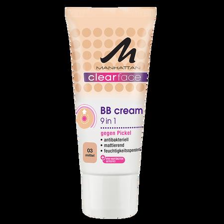 MANHATTAN Clearface BB Cream
