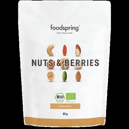 foodspring Bio Nüsse & Beeren Mix
