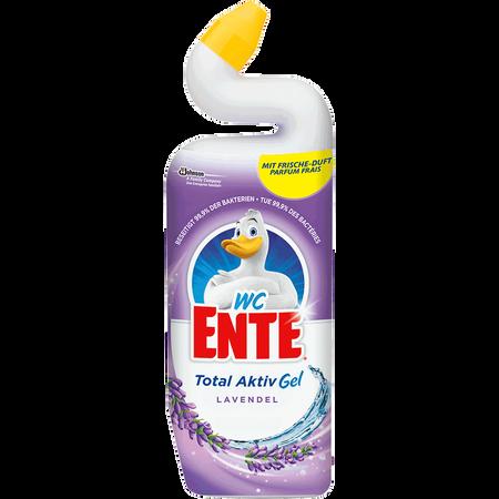 WC-Ente Total Aktiv Gel Lavendel