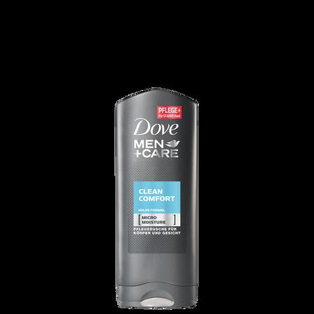 Dove MEN+CARE Clean Comfort Pflegedusche Mini