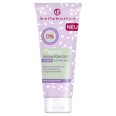 Bellybutton Mama Dusch-Lotion 2in1