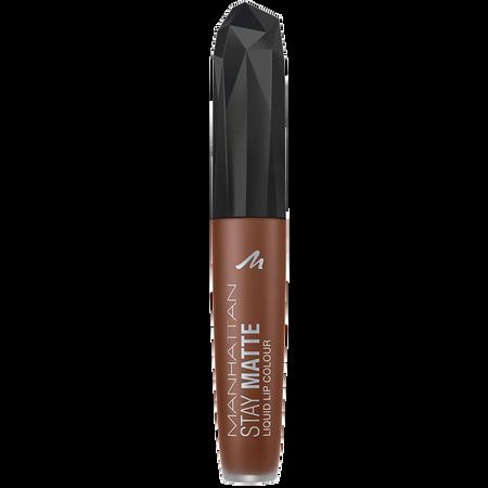 MANHATTAN Stay Matte Liquid Lip Colour