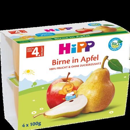 HiPP Birne in Apfel