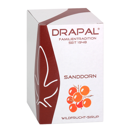 DRAPAL Sanddorn-Sirup