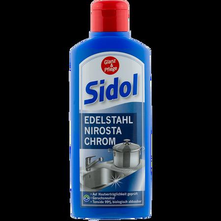 SIDOL Edelstahl & Chrom