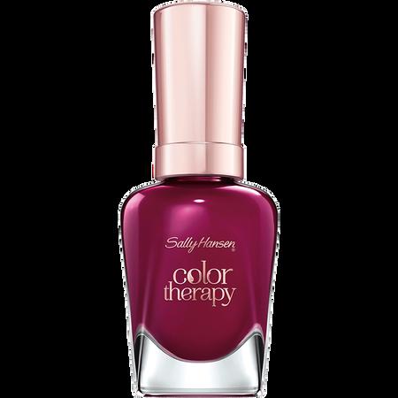 Bild: Sally Hansen Color Therapy Nagellack Calming Cranberry Sally Hansen Color Therapy Nagellack