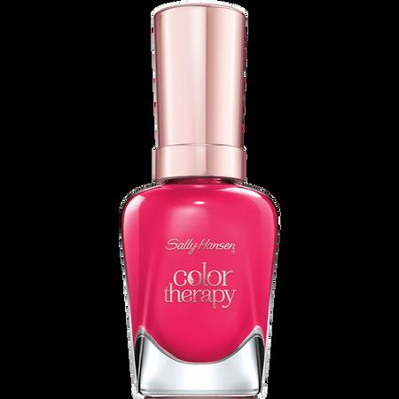 Bild: Sally Hansen Color Therapy Nagellack pampered in pink Sally Hansen Color Therapy Nagellack