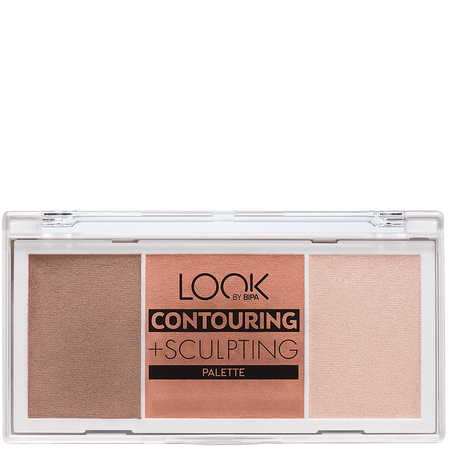 LOOK BY BIPA Contouring + Sculpting Palette