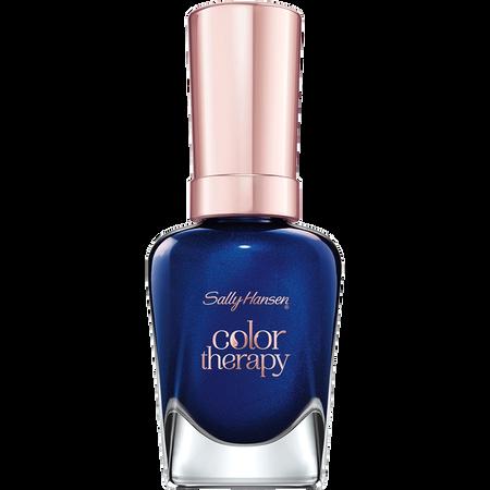 Bild: Sally Hansen Color Therapy Nagellack soothing sapphire Sally Hansen Color Therapy Nagellack