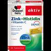 Bild: DOPPELHERZ Zink + Histidin