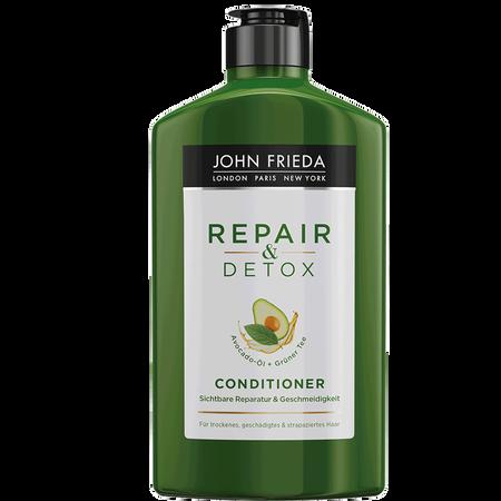 JOHN FRIEDA Repair & Detox Conditioner Avocado-Öl + Grüner Tee