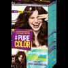 Bild: Schwarzkopf Pure Color Coloration amaretto dunkelbraun