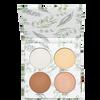 Bild: LOOK BY BIPA pure Natural Finish Face Palette light medium