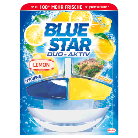 Blue Star Duo-Aktiv Lemon