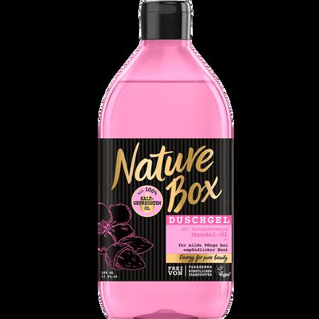 Nature Box Duschgel Mandel-Öl