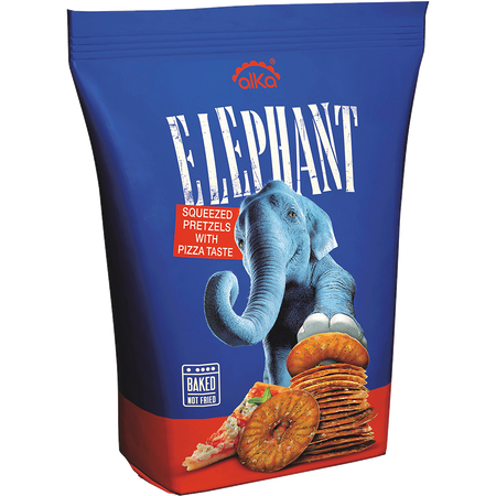 Elephant Pretzels Pizzageschmack