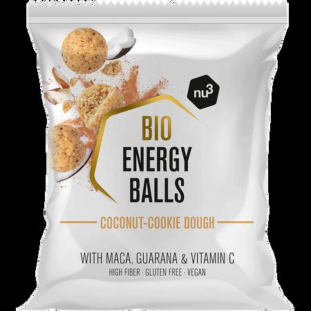 NU3 Nu3 Bio Energy Balls Coconut-Cookie Dough