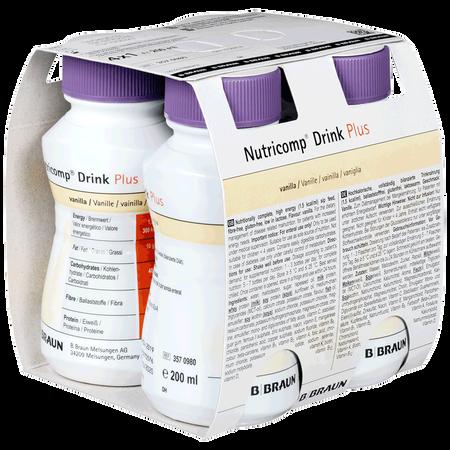 Nutricomp Plus Vanille Drink