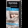Bild: syoss PROFESSIONAL Cool Blonds kühles platinblond