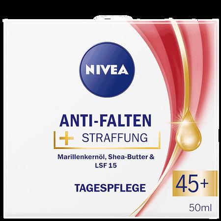 NIVEA Anti-Falten + Straffung Tagespflege 45+