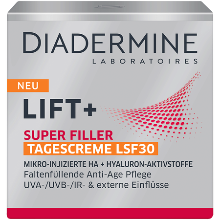 DIADERMINE LIFT+ Super Filler Tagescreme LSF 30