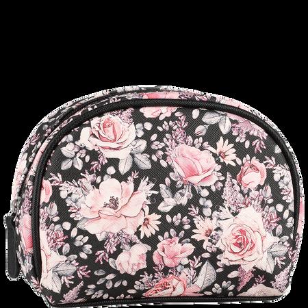 LOOK BY BIPA Make up Tasche Blumen